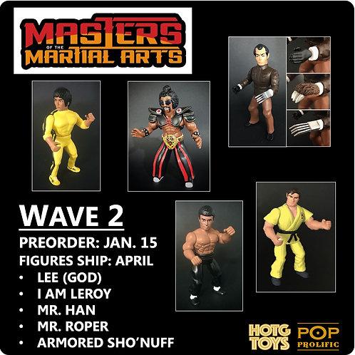 MOTMA Wave 2 - Full Set