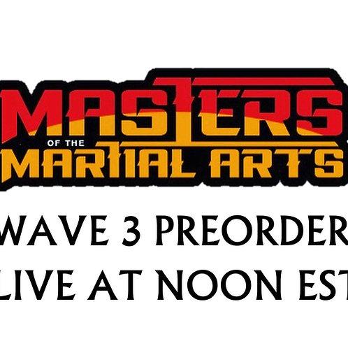 MOTMA Wave 3 - Full Set of 4