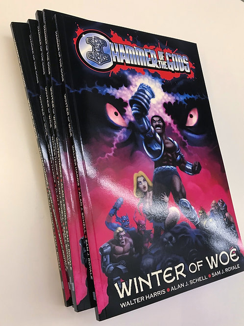 Hammer of the Gods Presents: Winter of Woe