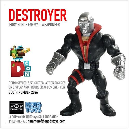 DESTROYER - PREORDER