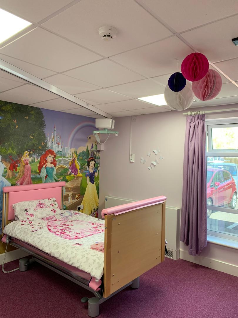 Rose Road Princess Room