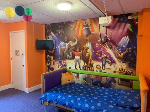 Rose Road Circus Room