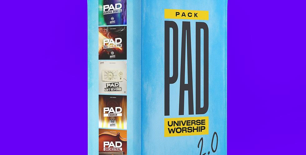 PACK UNIVERSE WORSHIP 2.0