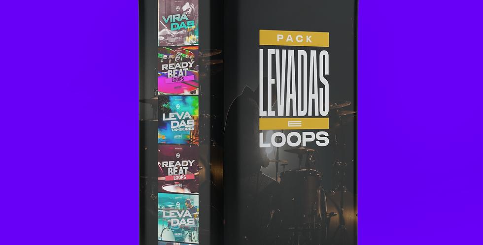 PACK LEVADAS E LOOPS