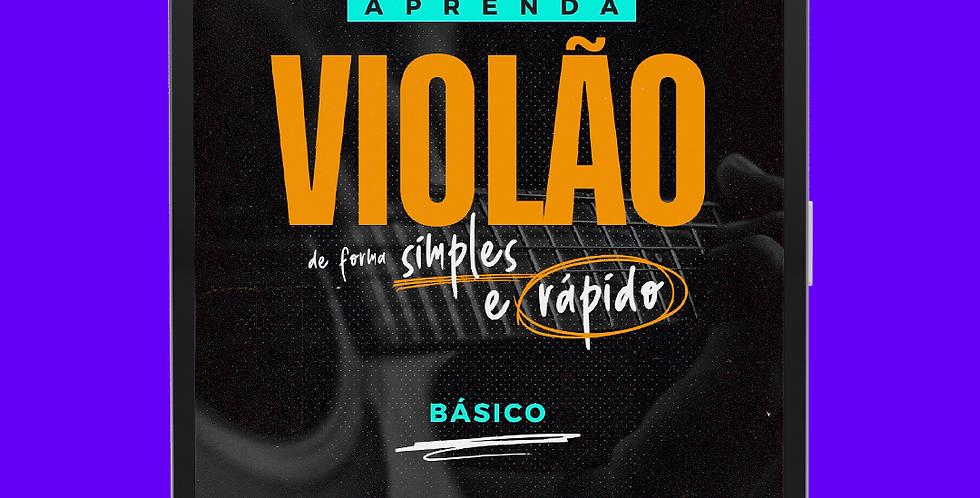 E-Book Violão - Método Básico