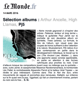 Le Monde.fr mars 2016