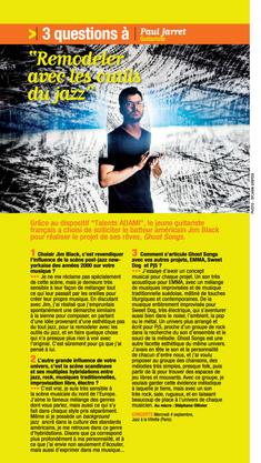 Jazz Magazine septembre 2019