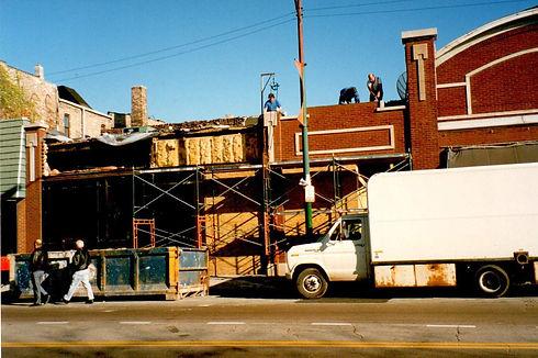 Sidetrack Construction