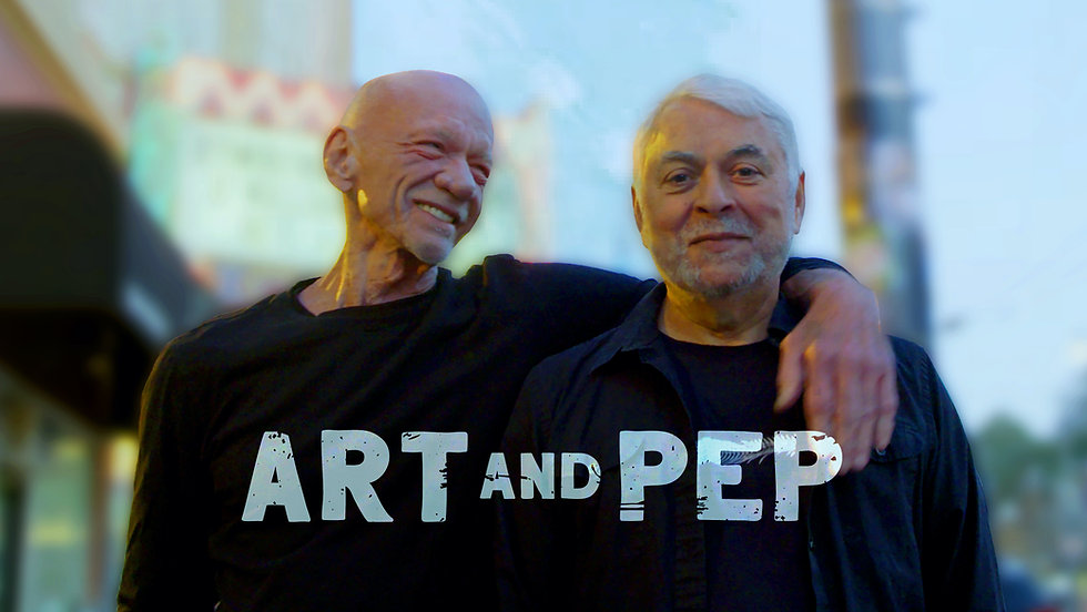 Art and Pep