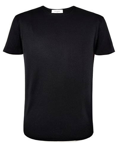 3 Plain Silk T-Shirts