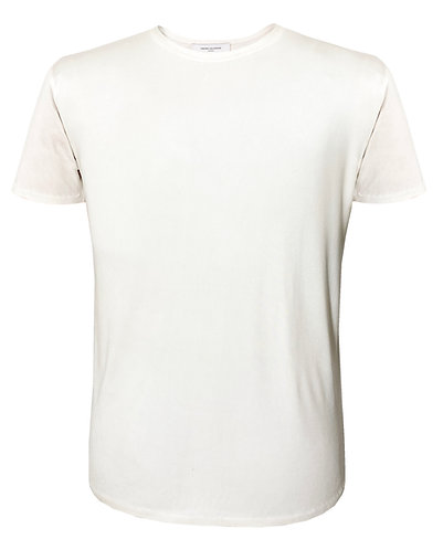 5 Plain Silk T-Shirts