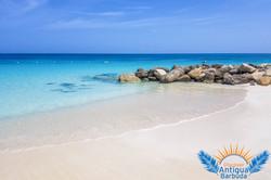 The beach at Siboney Beach Club on Dickenson Bay00529_102439-2 (Large)