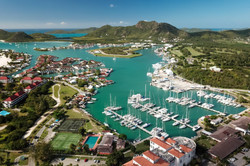 Jolly Harbour Marina