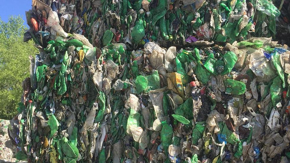 RR3796C - 200,000 lbs PET Bottles in Bales