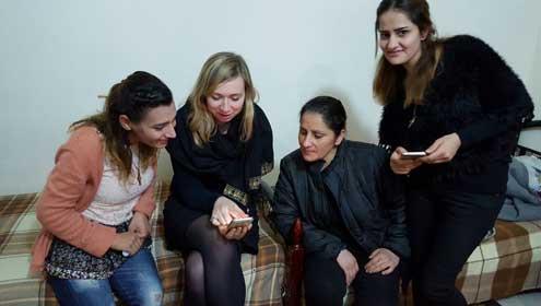 'Mijn nicht is uitgehuwelijkt aan een IS-leider'