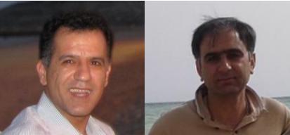 Eskander Rezaei en Soroush Saraei