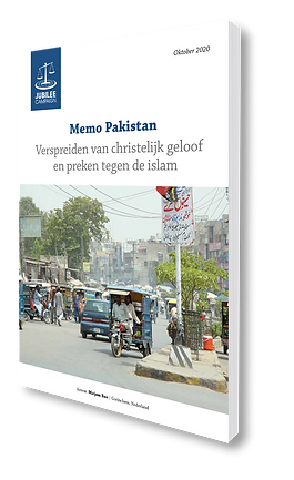 16_Jubilee Campaign_Memo Pakistan_Verspr