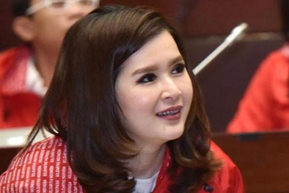 Grace Natalie, voorzitter van de Indonesische Solidariteitspartij
