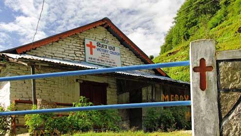 Celstraf voor Nepalese christenen na gebedsgenezing