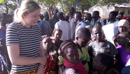 'Vluchtelingencrisis Nigeria overtreft alle Europese problemen'