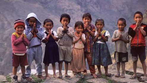 Nepalese christin gearresteerd voor 'mensenhandel'