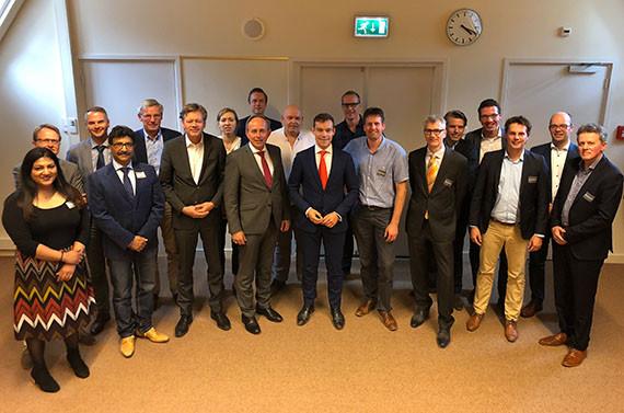 De werkgroep die de aanstelling van een 'speciale geloofsgezant' bij de Nederlandse politiek op de agenda wist te plaatsen.