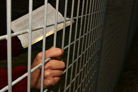 Geloven achter de tralies: meer religieuze gevangenen in 2017