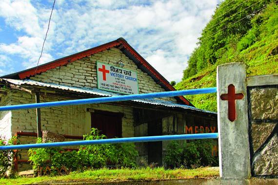 Vanaf nu mogen Nepalese christenen niet meer evangeliseren