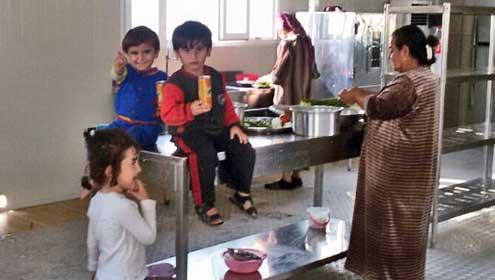 Dorp van hoop voor Iraakse christenen