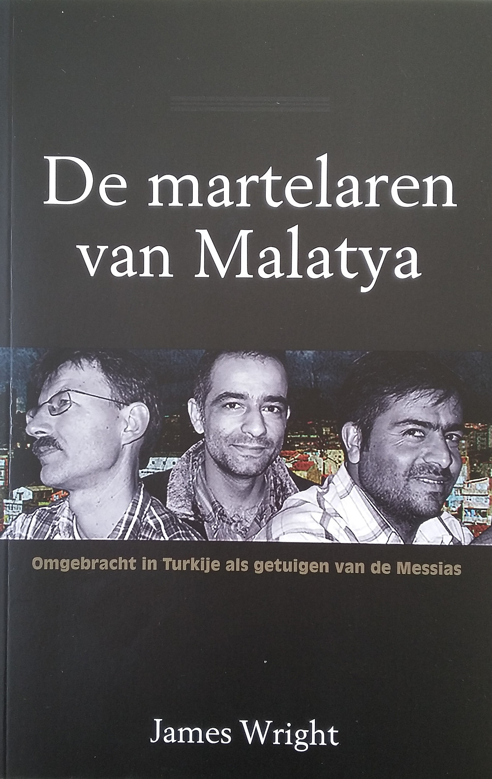 Dit boek beschrijft de geschiedenis van drie christenen die in 2007 werden omgebracht vanwege hun geloof.