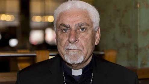 Aartsbisschop van Mosul bezoekt Tweede Kamer