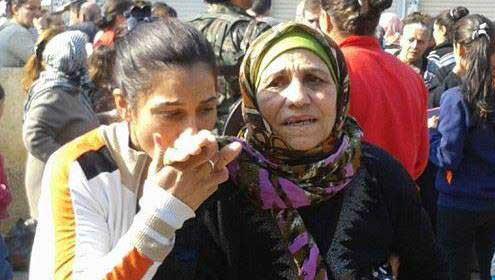 IS laat 37 Syrische christenen vrij