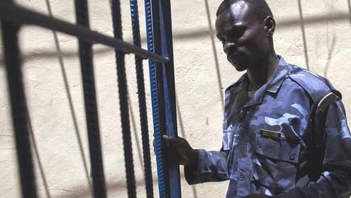 Rapport: gevangenschap Soedanese pastors is onwettig
