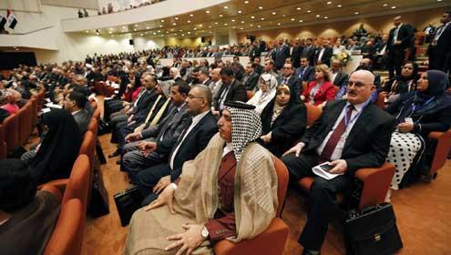 Europese christenpolitici helpen hun Irakese collega's
