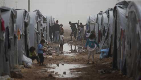 Vluchtelingen zijn slachtoffer van EU-deal met Turkije