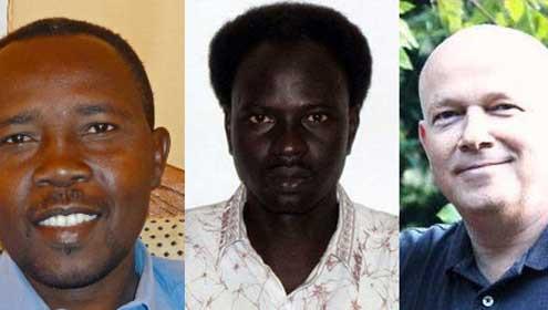 Petr Jasek vrij; petitie voor veroordeelde Soedanese christenen
