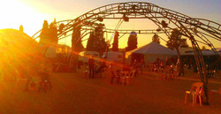 Chapiteaux cirque Régie technique de festival