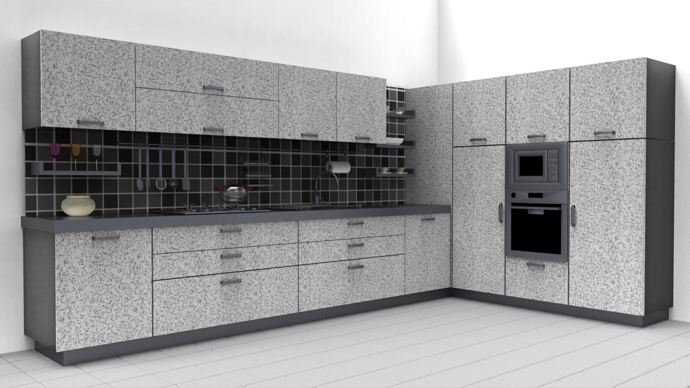 Кухня Бьянка Нова