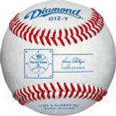 "DIAMOND DIZ-Y - ""DIZZY DEAN"" STAMPED BASEBALLS"