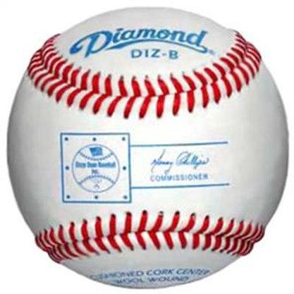 "DIAMOND DIZ-B - ""DIZZY DEAN"" STAMPED BASEBALLS"