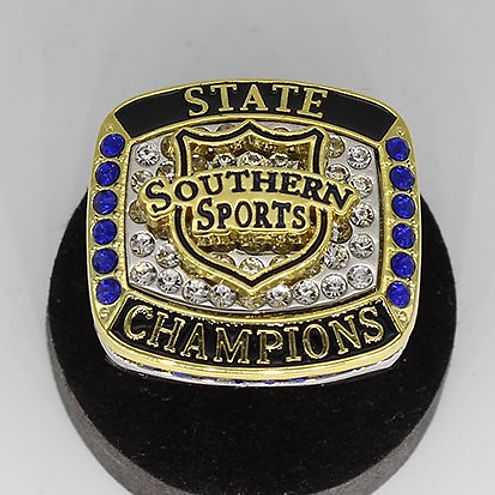 Southern Sports travel baseball tournament ring
