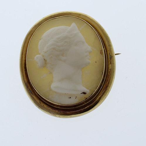 Rare Grecian Man Pin