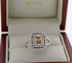 Rare Natural Colored Diamonds