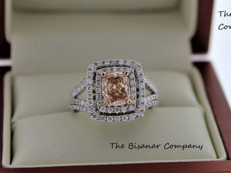 RARE!!! Fancy Natural Pink Diamond