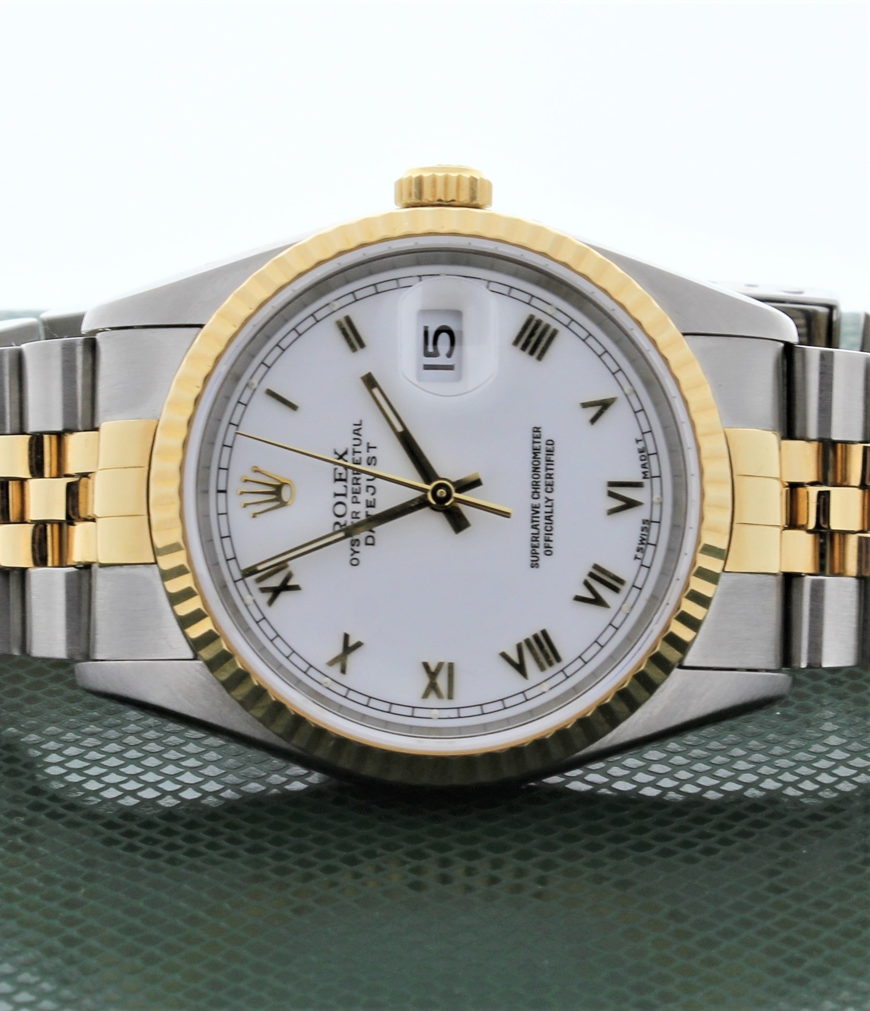 Certified Pre-Owned Rolex