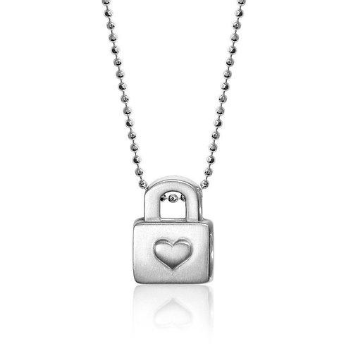 Alex Woo Princess Lock Necklace