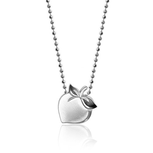 Alex Woo Peach Necklace