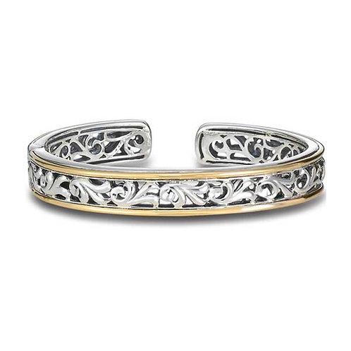 Charles Krypell Ivy Medium Cuff Bracelet
