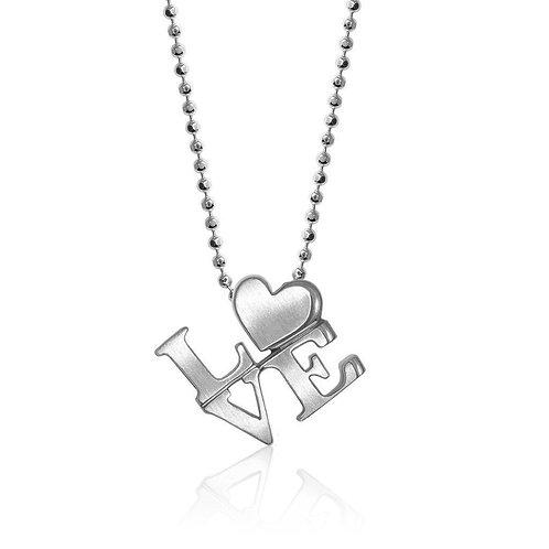 Alex Woo LOVE Necklace