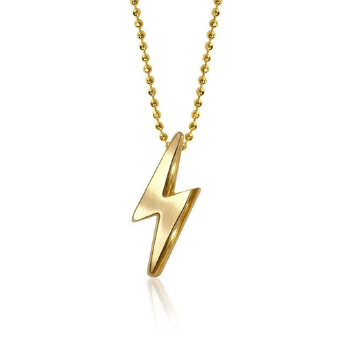 Alex Woo Lightning Bolt Necklace
